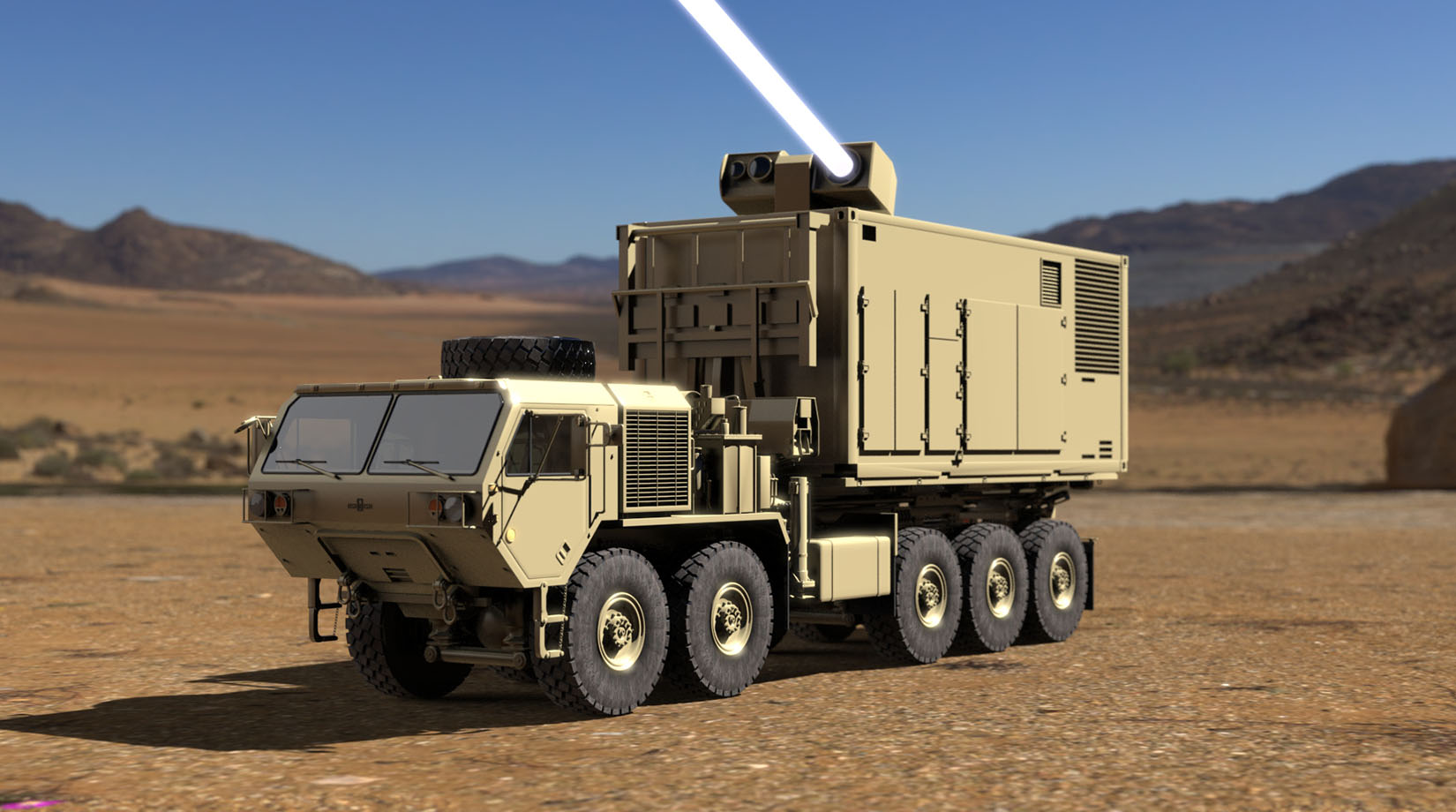 Team Dynetics Receives Contract for Next Phase of 100 kW-Class Laser Weapon System for U.S. Army thumbnail image