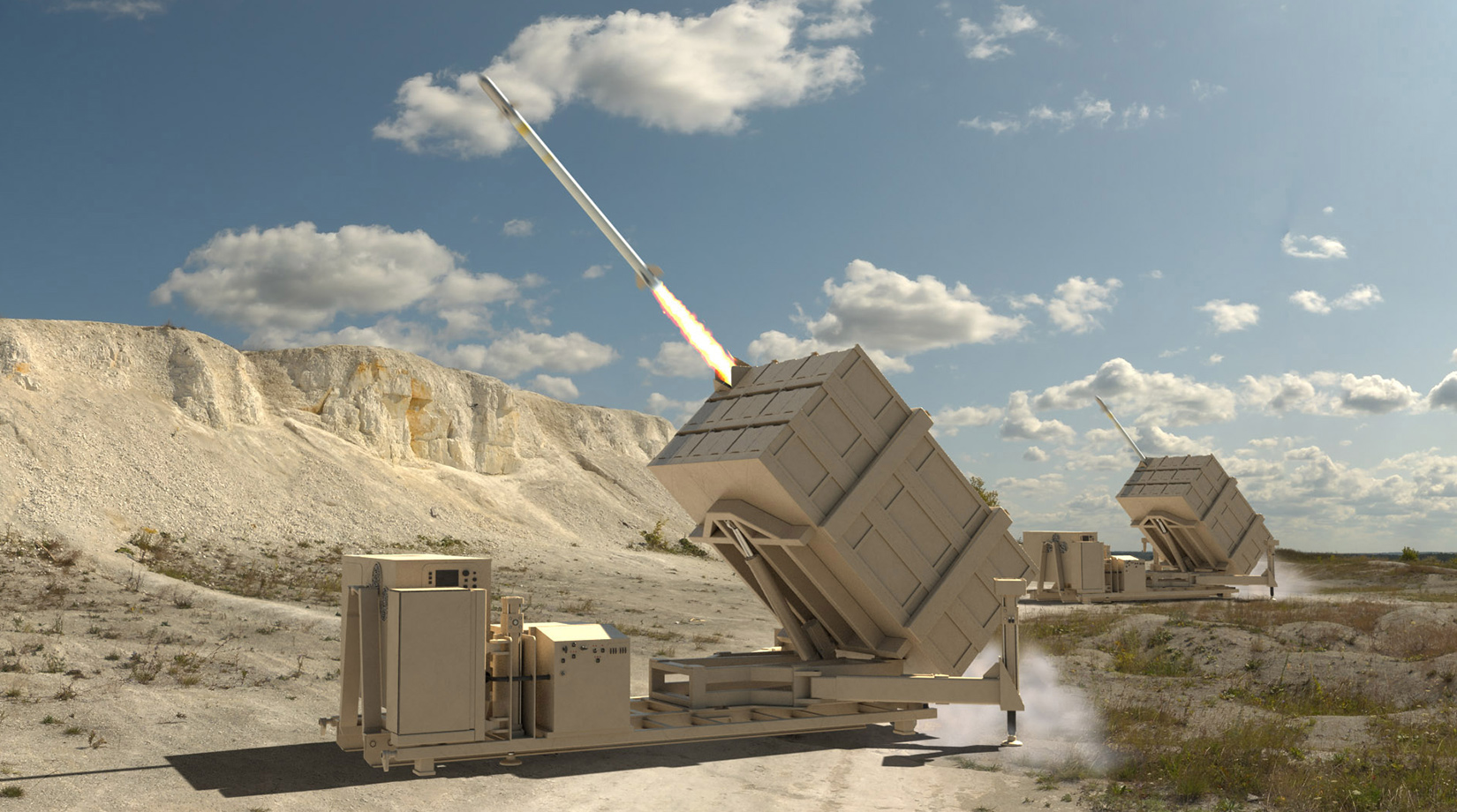 Dynetics Unveils Enduring Shield to Meet U.S. Army Cruise Missile Defense Needs thumbnail image