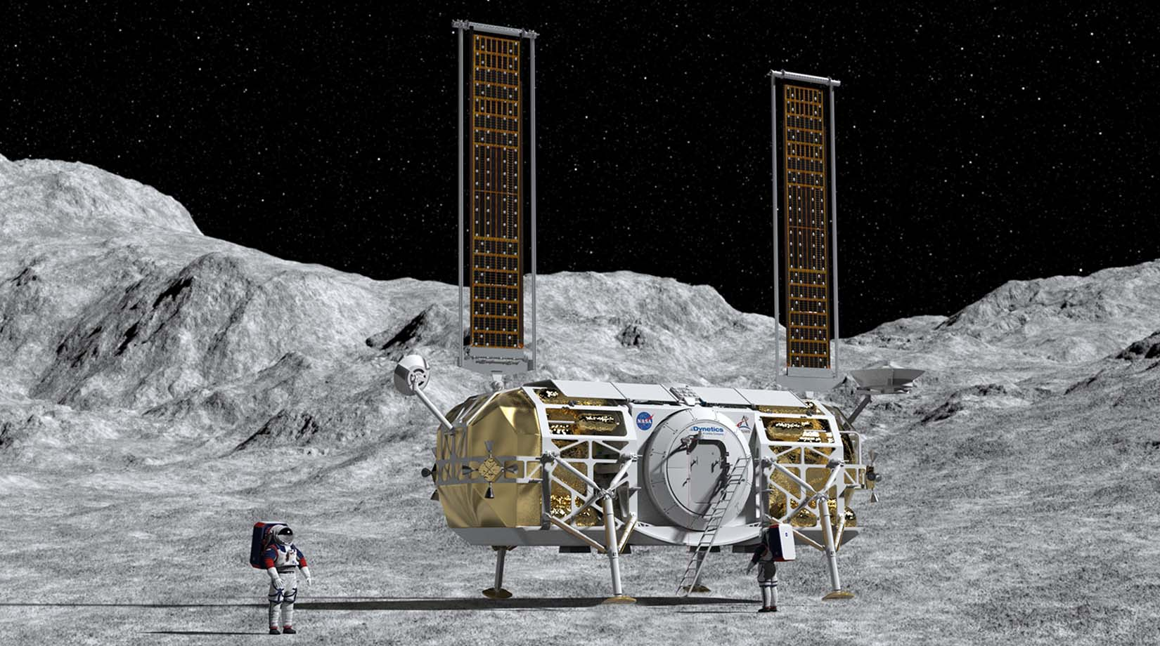 One giant leap from Huntsville to the moon banner image