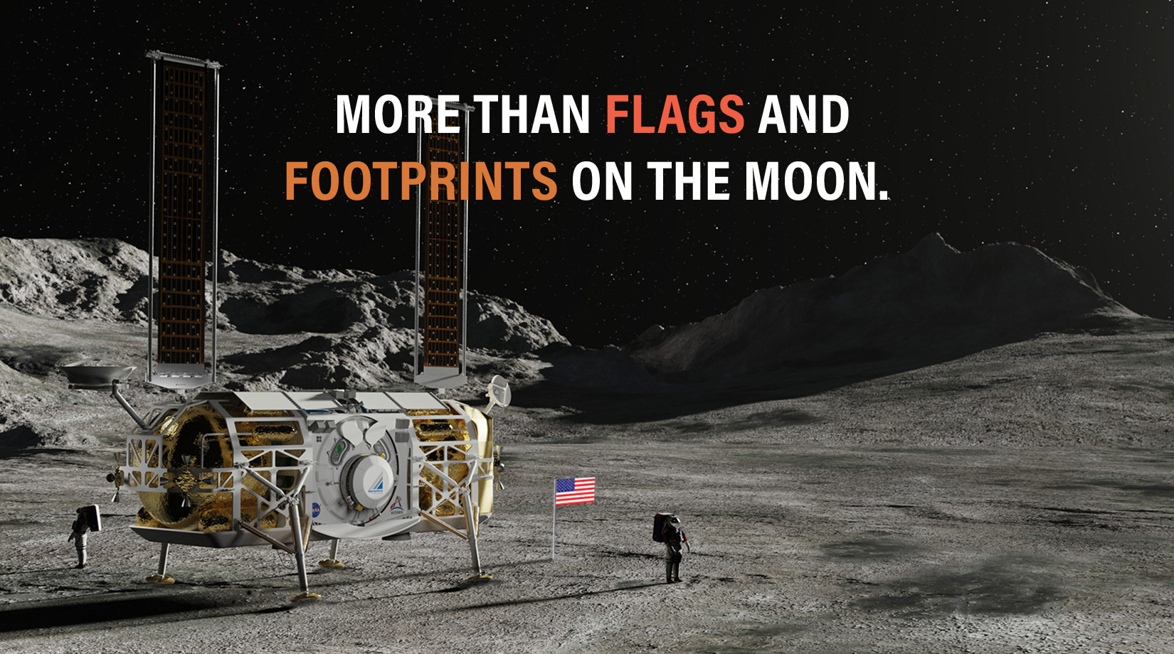Sustainability: Building Blocks for a Lunar Economy thumbnail image