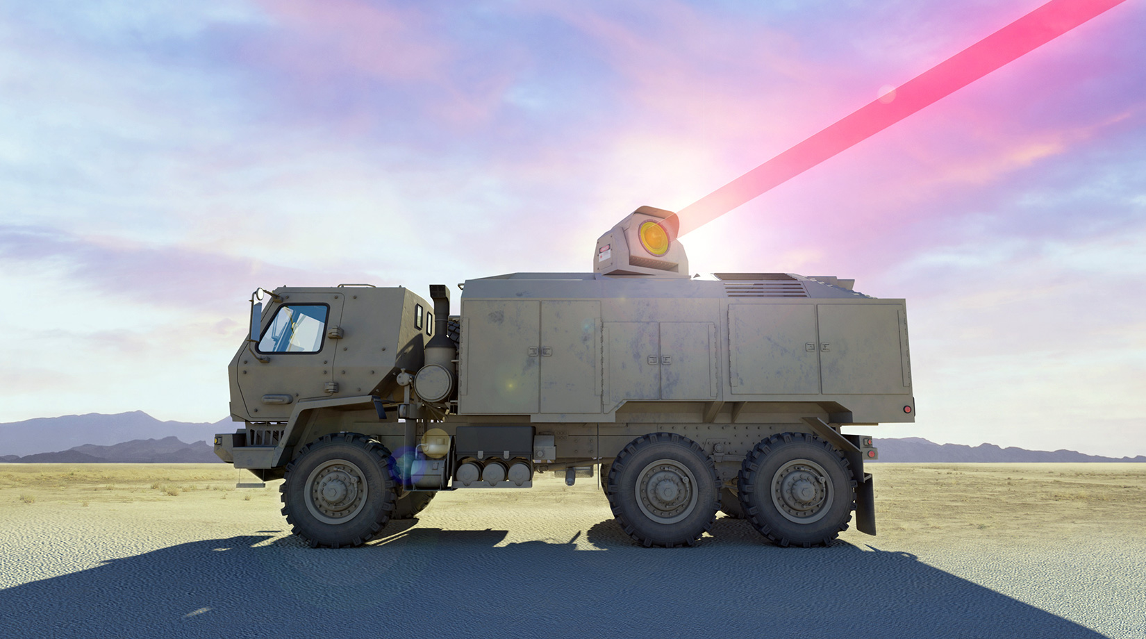 Dynetics to build and increase power of U.S. Army laser weapons thumbnail image