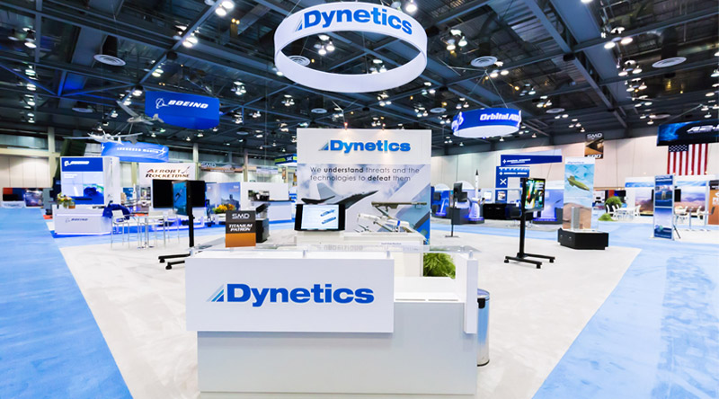 Dynetics is a platinum sponsor of the 20th Annual Space and Missile Defense Symposium banner image