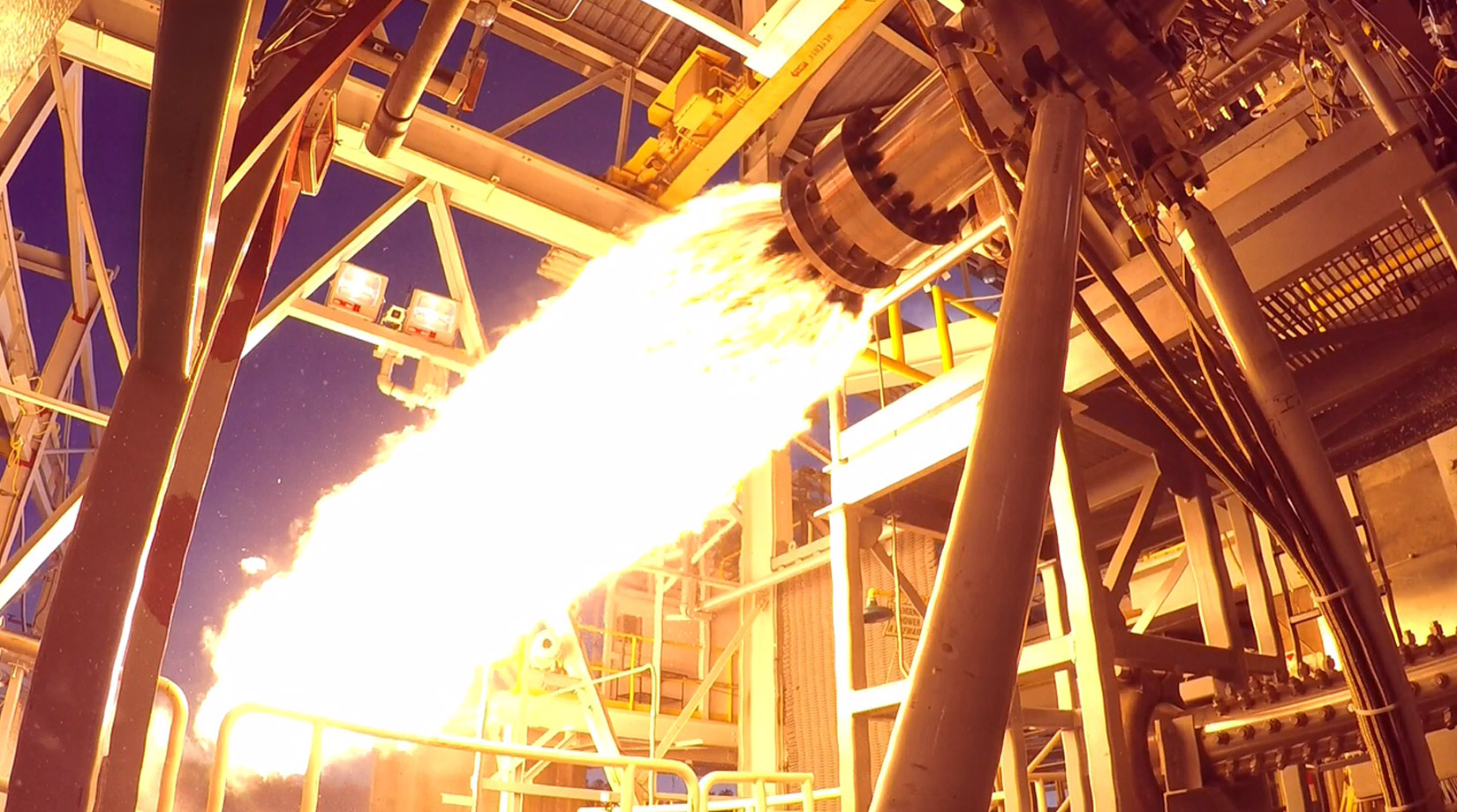 Northern Alabama companies mark the completion of NASA's Space Launch System's Core Stage pathfinder vehicle thumbnail image