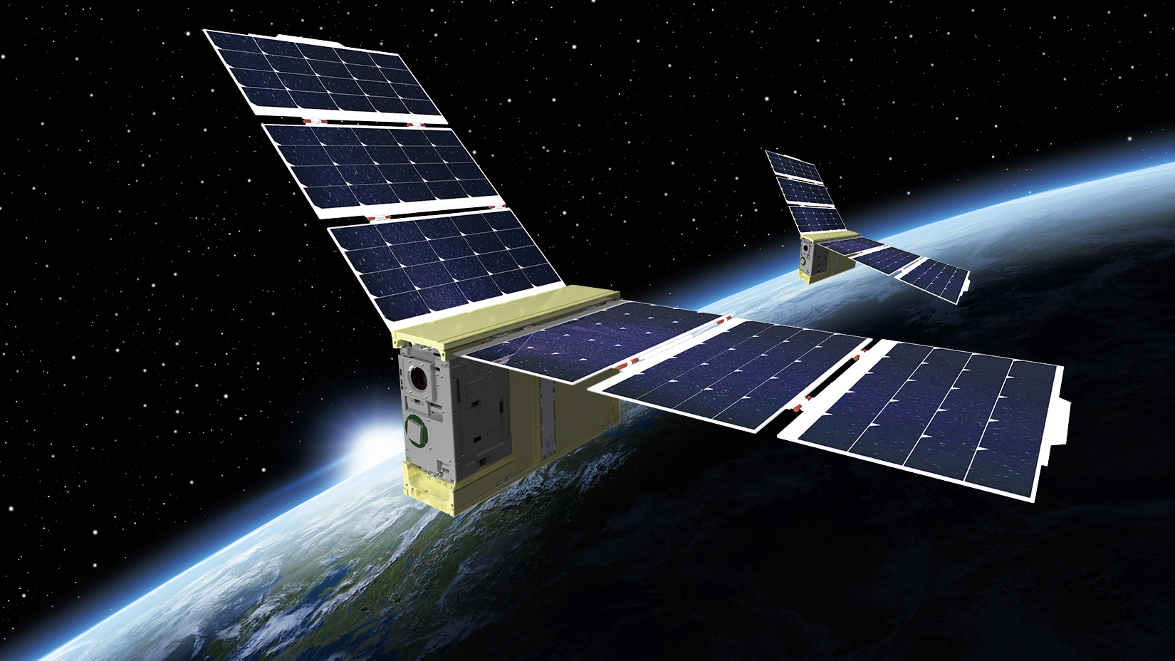 Dynetics completes Lonestar Tactical Space Support Payloads thumbnail image