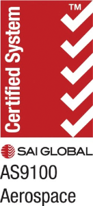 AS9100 Certification Logo